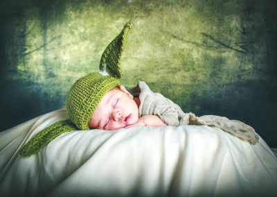 Clevenger Missoula Newborn Photography