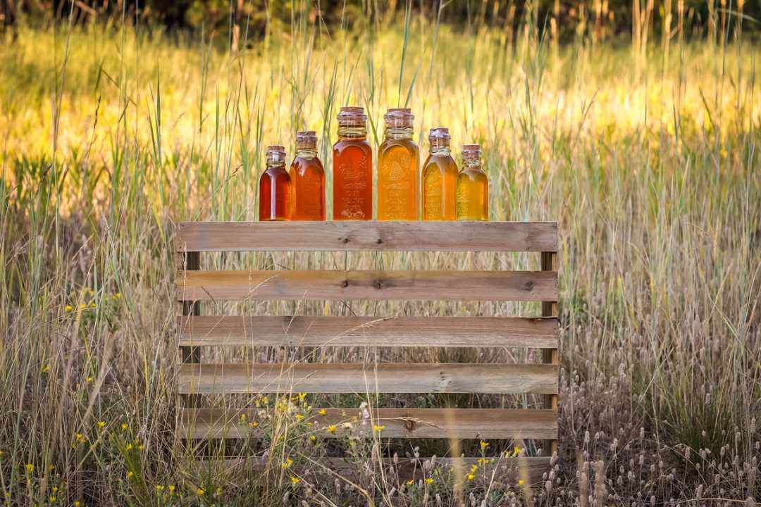 Gonzo Farms Honey Missoula Personal Brand Photography