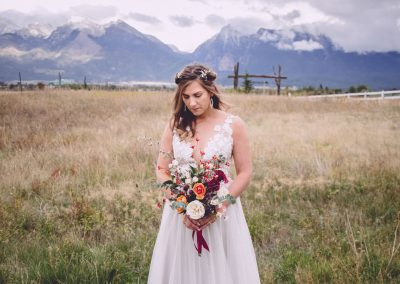 Sheehan Mission Mountain Wedding