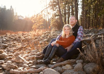 Whitney and Mitch Engagement Session