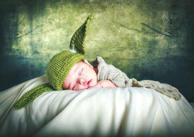 Clevenger Missoula Newborn Photography